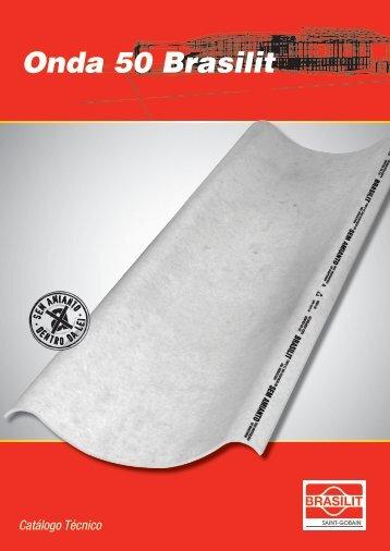 Catálogo Técnico - Onda 50 Brasilit