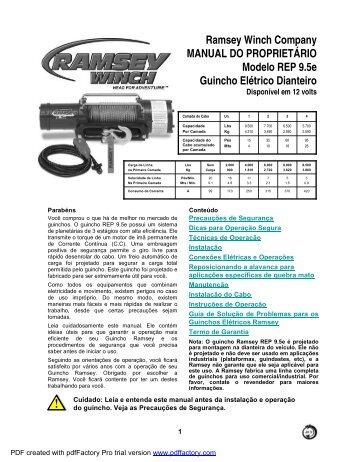 Manual REP 9_5e.pdf - 4x4 Brasil