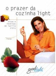 Download do Livro O Prazer da Cozinha Light - Good Light