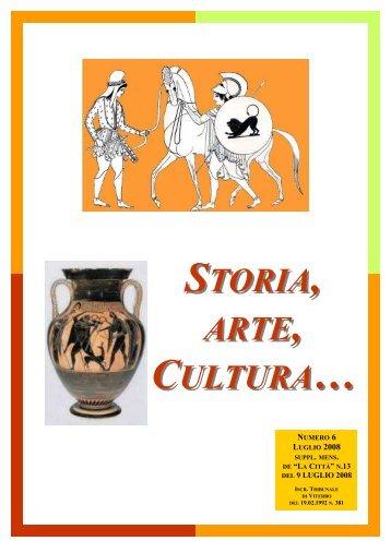 20 luglio - storia, arte e cultura