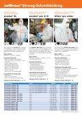 zetDress® Einweg-Schutzkleidung - ZVG Zellstoff-Verarbeitung AG - Seite 4