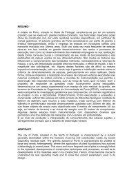 Ensaios e análise de resposta de estacas em solo residual do ...