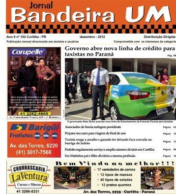 bandeira um-102 - Jornal Bandeira UM