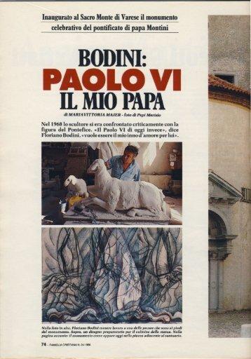 Download article - Fonderia Artistica Battaglia