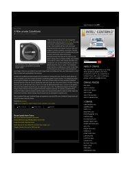 X-Rite unveils ColorMunki   Crave : The gadget blog - F64 Studio
