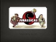 Midia kit - Jurassicast
