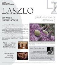 Jornal Informativo de Aromatologia - Laszlo Aromaterapia ...