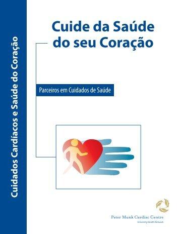 Cuide da Saúde do seu Coração - University Health Network