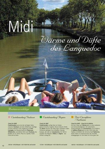 Katalogseiten für Midi - Crown Blue Line GmbH
