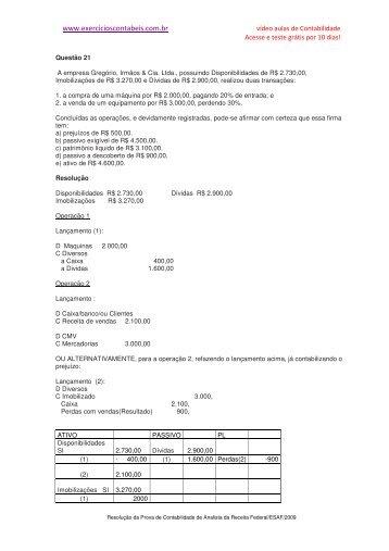 Prova Resolvida Analista Tributario Receita Federal 2009 ESAF.pdf