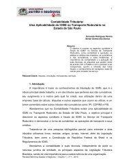Contabilidade Tributária: Uma Aplicabilidade do ... - FAC São Roque