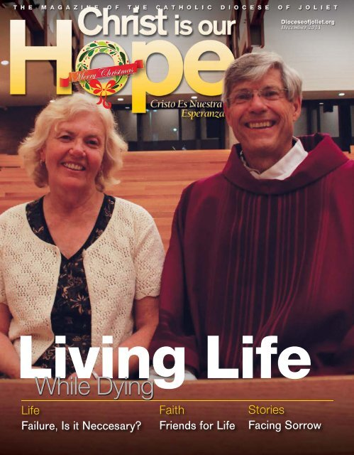 Christ is Our Hope magazine - Diocese of Joliet