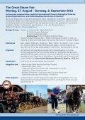 Reiseprogramm 2012 Edinburgh Military Tattoo - Zysset Bistroubsse ... - Seite 4