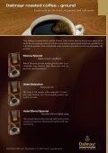 Dallmayr Café Crème – whole beans - Alois Dallmayr Kaffee OHG ... - Page 3