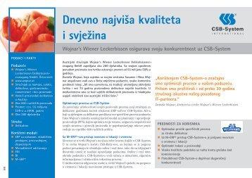 Case Study kao PDF - CSB-System