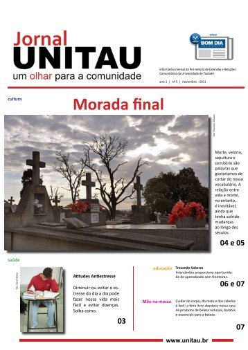 5ª edição - Pró-reitoria de Extensão - Unitau