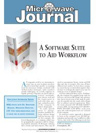 A SOFTWARE SUITE TO AID WORKFLOW - CST