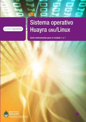 Sistema operativo Huayra