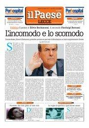 Politica Il primo è Silvio Berlusconi, il secondo ... - Il Paese Nuovo
