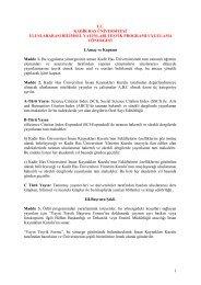 Ayrintili Bilimsel Program Ve Bildiri Ozetleri Yaem2010