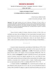 """O """"EMPLASTO BRÁS CUBAS"""" - UninCor"""