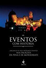 EVENTOS - Parques de Sintra