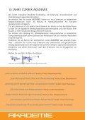 Seminare ZUr meDiZiniSCHen BeWeGUnGSanaLYSe - currex - Seite 3