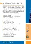 Seminare ZUr meDiZiniSCHen BeWeGUnGSanaLYSe - currex - Seite 6