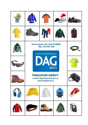 Katalog DAG Brno 2010