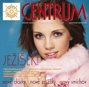 stáhnout magazín ve formátu PDF - OC Nový Smíchov