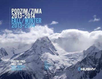 podzim/zima 2013-2014 Fall/Winter 2013-2014 - Husky