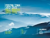 podzim/zima 2012-2013 Fall/Winter 2012-2013 - Husky