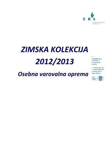 Zimski katalog 2012/2013 - Era Koplas doo