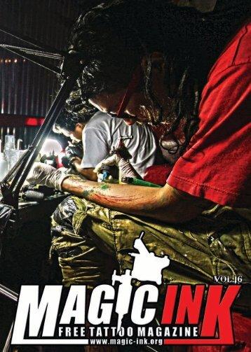 Magic Ink 1 - Magic Wave Bali