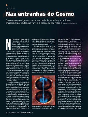Pesquisa Fapesp edição 144 - Revista Pesquisa FAPESP