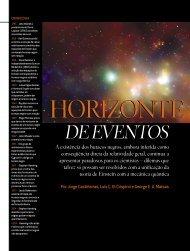 Horizonte de Eventos - IFT - Unesp