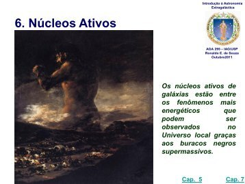 Núcleos Ativos - USP