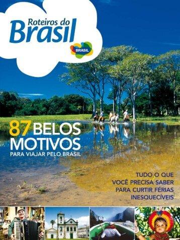 Roteiros do Brasil - Ministério do Turismo