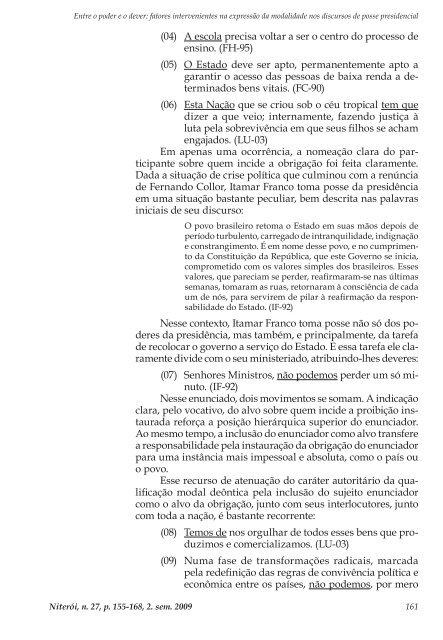 revista gragoatá 27 - UFF