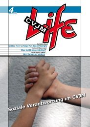 ife zum Download - CVJM-Landesverband Bayern