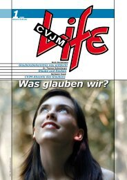 Life zum Download - CVJM-Landesverband Bayern