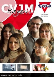 Magazin zum Download - CVJM-Landesverband Bayern