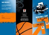 Basketball-Camp - Cvjm-loerrach.de
