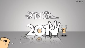 #1 Your Life In Your Style January Edition YLIYS Online Youth Magazine