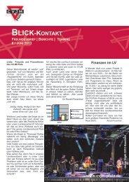 Ausgabe Nr. 6 - Juni 2012 - CVJM Pfalz eV