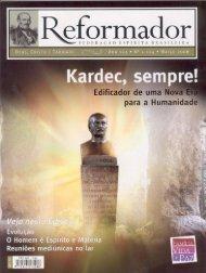 reformador março 2006 - A (final).qxp - Federação Espírita Brasileira