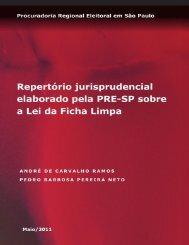 lei complementar nº 135, de 4 de junho de 2010 - Ministério Público ...