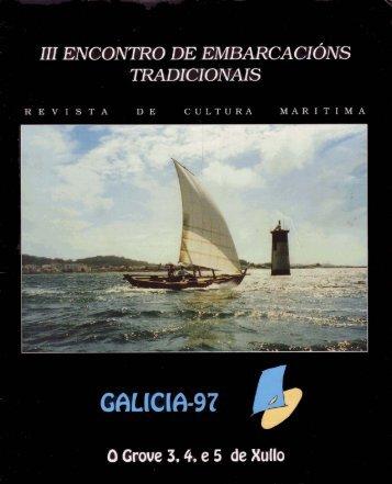Revista - Federación Galega pola Cultura Marítima e Fluvial . FGCMF