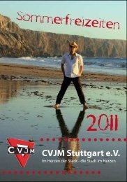 Sommerfreizeiten - CVJM Stuttgart
