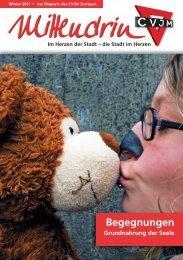 Begegnungen - CVJM Stuttgart
